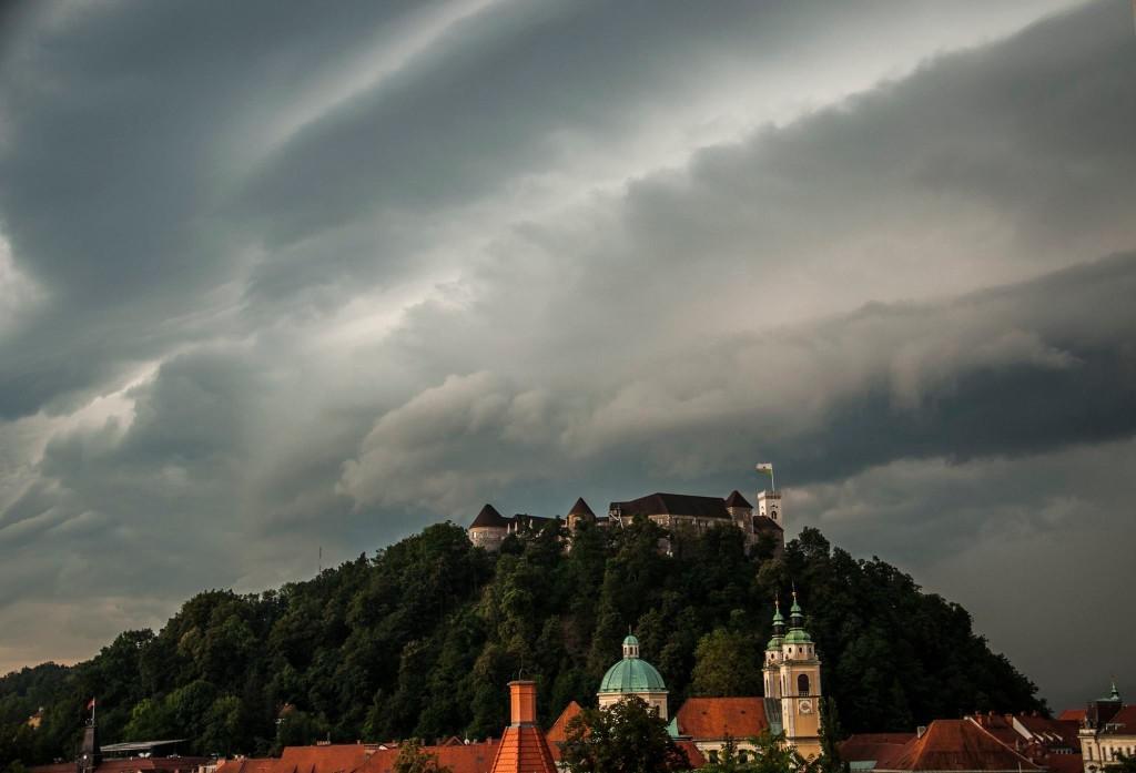 Foto: Gregor Vojščak/Neurje team