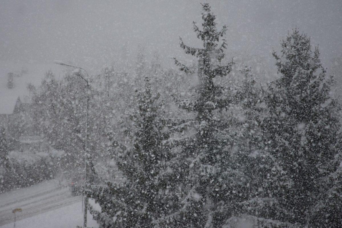 Za vikend snega po nižinah (še) ni pričakovati, ampak …