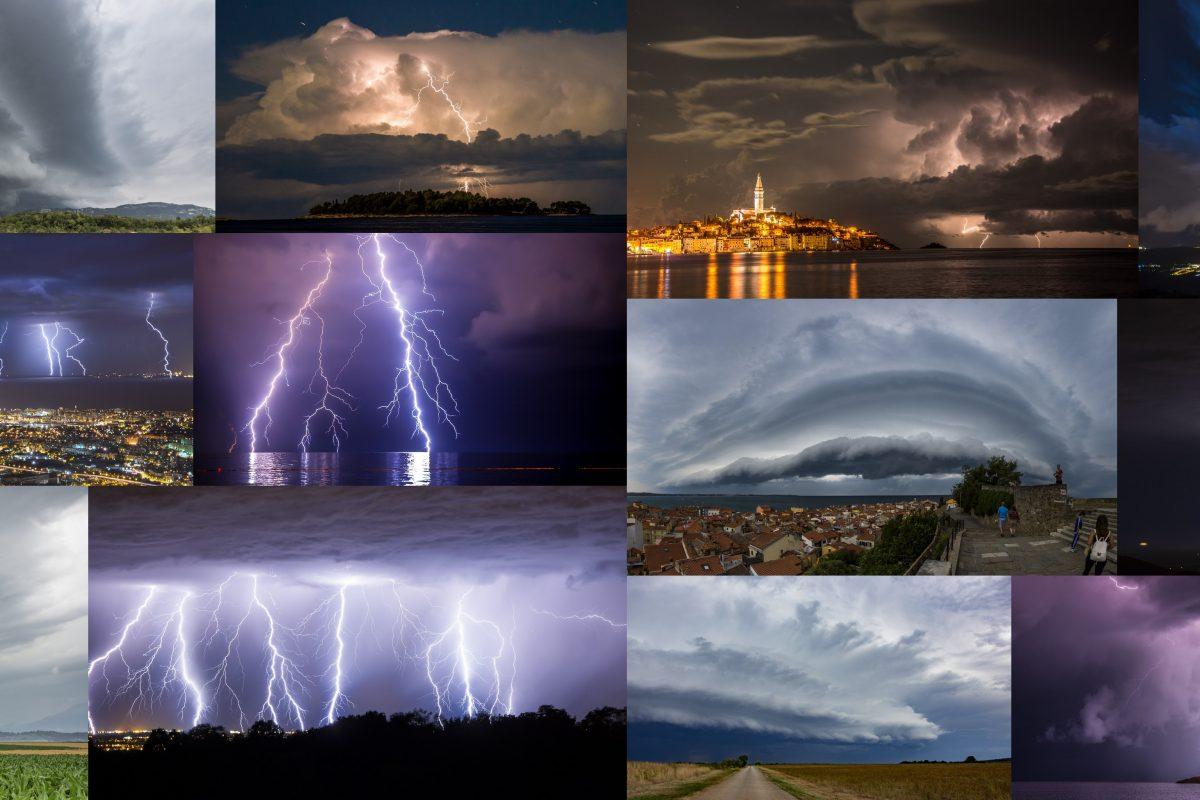 """VABILO na fotografsko razstavo """"Na robu nevihte"""""""